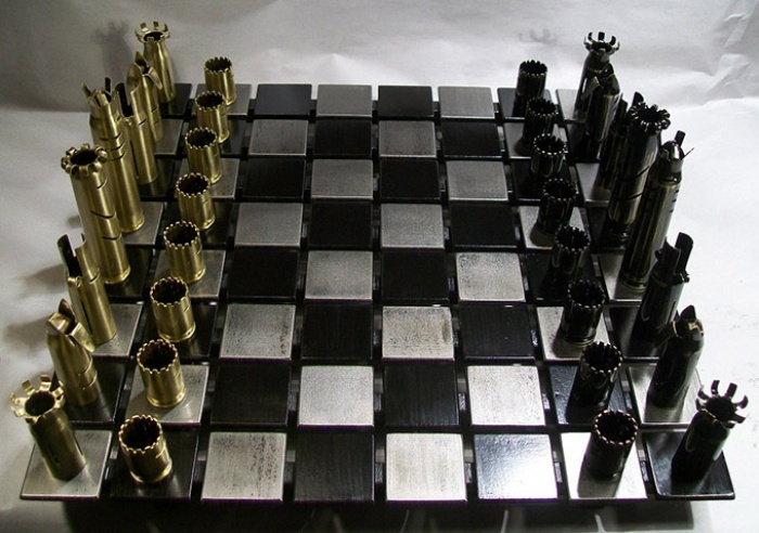 Bullet Chess Set1