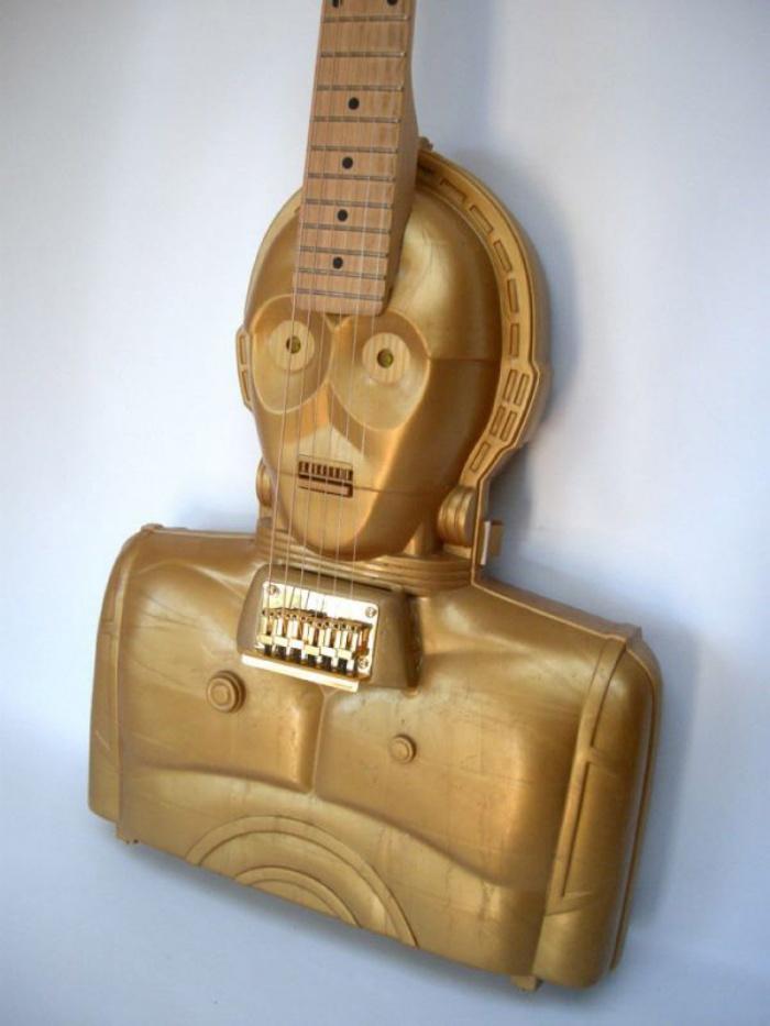 C3PO Guitar