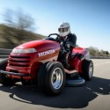 Honda's Mean Mower Clocks In At 116MPH