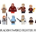 LEGO is Coming: Game-of-Thrones Inspired Minifigs