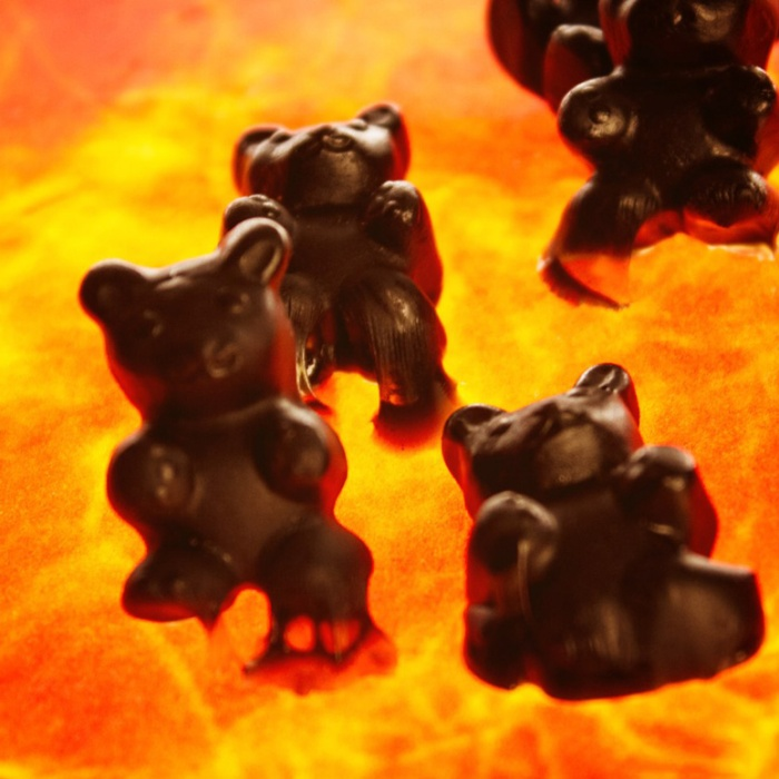 Ghost Pepper Gummy Bears