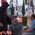 Damnit, Expelliarmus: 'Harry Potter' Dementor Prank