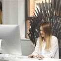 Want This: Iron Throne Chair Backboard
