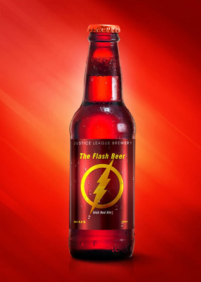 Justice League Beer3