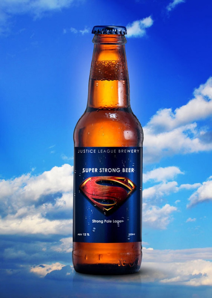 Justice League Beer5