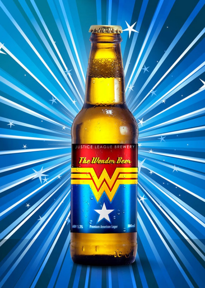 Justice League Beer6