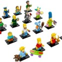 D'Oh: LEGO Unveils Simpsons Minifigs