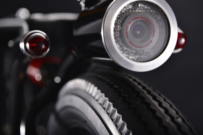 Motorcycle Security Camera1