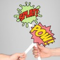 They Don't Stand a Chance: Pow! Splat! Fly Swatters