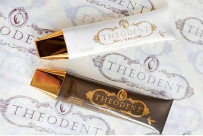 Theodent Chocolate Toothpaste
