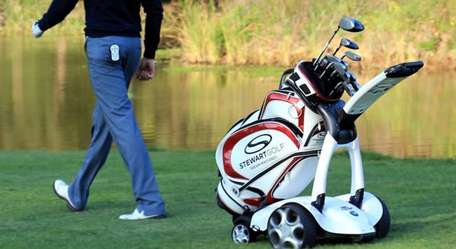 X9-Follow-Bluetooth-powered-Golf-trolley-1