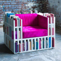 Where's Your Favorite Book?  Right Here, In Your Bibliochaise Of Course