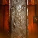 Life Size Han Solo Frozen In Carbonite Replica Can Be Yours For A Lot Of Money