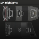 """Shoot Now, Focus Later"" Camera Maker Lytro Releases Illum, A New Model With Fancy Lens"