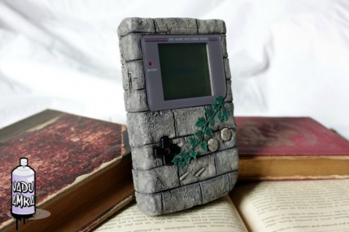 Game Boy Mod Bricked