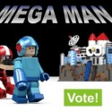 Calling All Mega Fans: Mega Man LEGO Set Up For Voting on Cuusoo