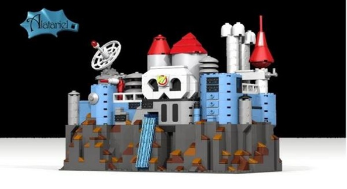 Lego Megaman Cuuso1