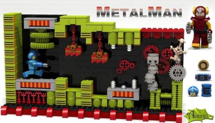 Lego Megaman Cuuso3