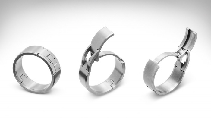 McWhinney Active Wedding Rings