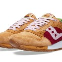 Saucony Hamburger Sneakers Look Good Enough to Eat–Well, Almost