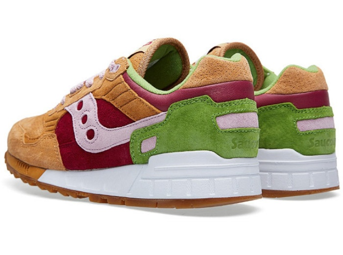 Saucony Burger Shoes2