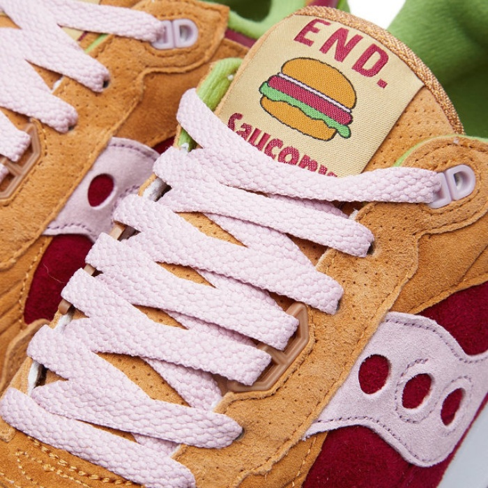 Saucony Burger Shoes3