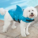 Don't Need It, But Want It: Shark Fin Life Jacket For Dogs