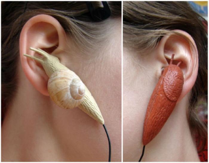 Snail & Slug Earbuds