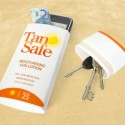 Hide Stuff and Keep 'Em Safe with TanSafe
