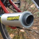 For Bad-Ass Cyclists: Turbospoke Bicycle Exhaust System