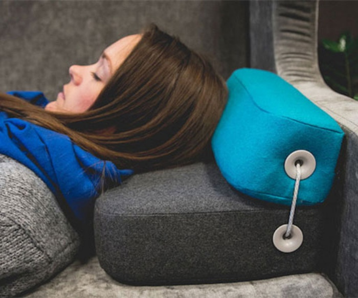 World's Most Versatile Pillow