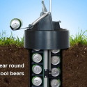 eCool Beer Cooler Uses The Earth To Keep Your Suds Frosty