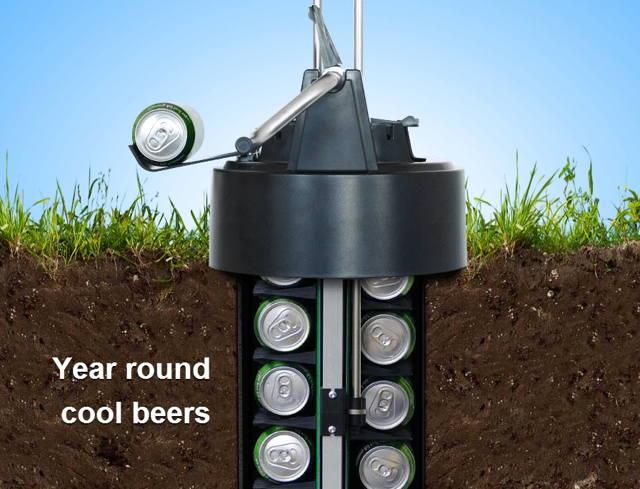 ecool-beer-cooler