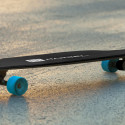 Marbel Electric Skateboard Trades Range For Looks