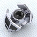 Tie Fighter Rings Looks Great, Costs Two Pretty Pennies, Or Three
