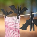 Bat Peg Clips: Bruce Wayne Did Laundry Too