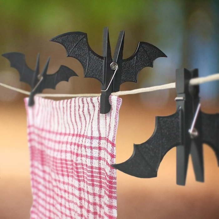 Bat Peg Clips