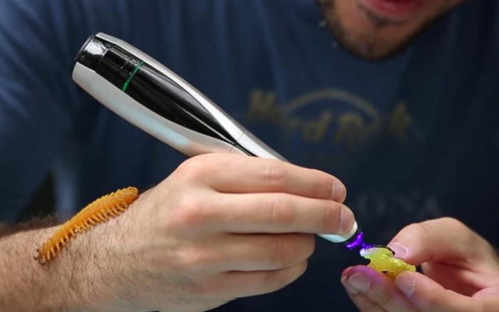 CreoPop 3D-printing pen