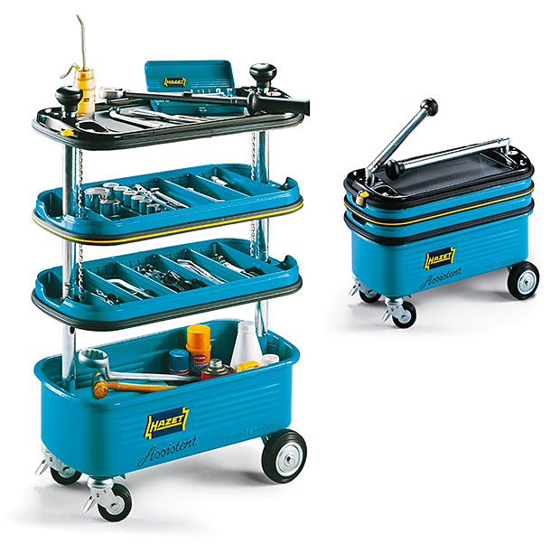 Hazet_Collapsible_Tool_Trolley