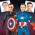Because You're Super: Personalized Superhero Action Figures