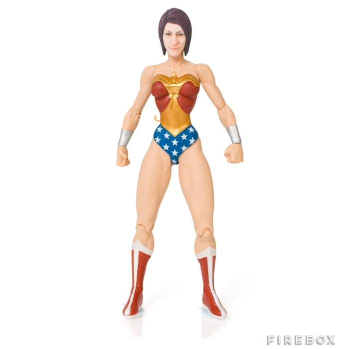Personalised Superhero Action Figures2