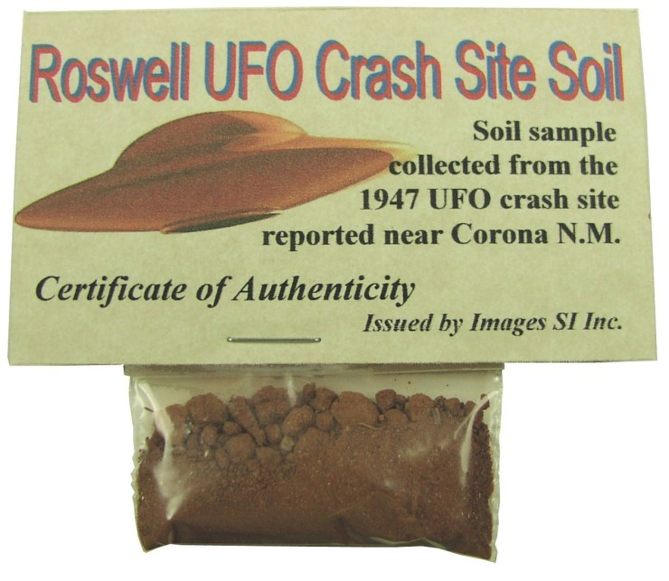 Roswell-Soil-Sample