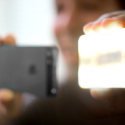 Nova Light Is A Credit Card Sized Flash For iPhone Photographers