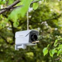 Functional Decoy: Security Camera Birdfeeder