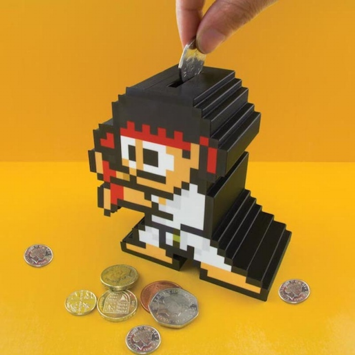 Street Fighter Ryu Money Box
