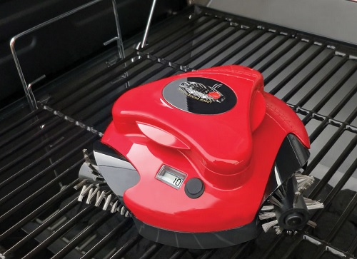 bbq-grill-cleaning-robot
