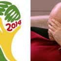 Cannot Unsee: World Cup Brazil Logo Is A Facepalming Captain Picard