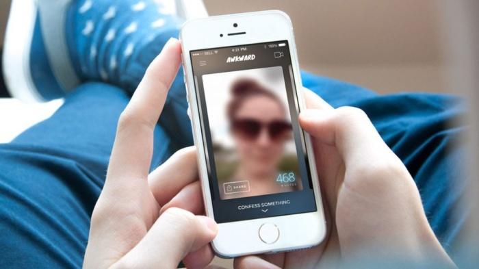'Awkward' App_001