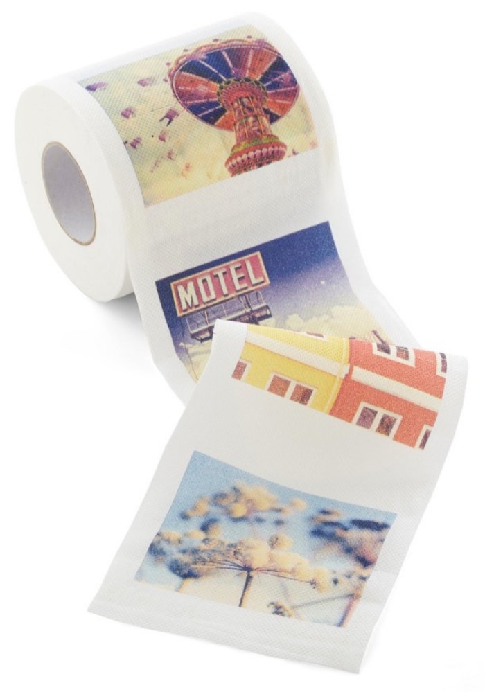 Developing Your Decor Toilet Paper