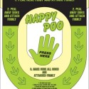 Happy Poo Happily Takes the Place of Your Plunger